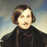 Портрет писателя Николая Васильевича Гоголя