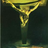 Сальвадор Дали. Христос Святого Иоанна Креста