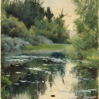 Пейзаж в Муре