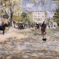Парижский бульвар
