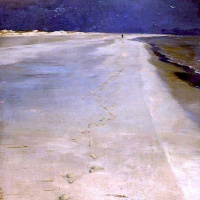 On the South Beach of Skagen