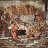 Paul III Farnese names cardinals