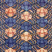 Maurits Cornelis Escher. Crab
