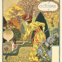 October. Calendar