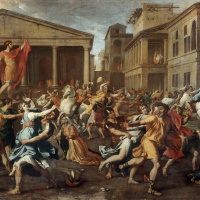 Abduction of the Sabines
