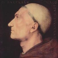 Пьетро Перуджино. Портрет дона Бальдассаре ди Антонио ди Анджело