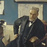 Портрет Эммануила Нобеля