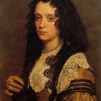 Diego Velazquez. Girl