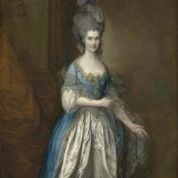 Портрет мисс Рид, позднее миссис Уильям Вильбуа