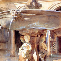 Испанский фонтан