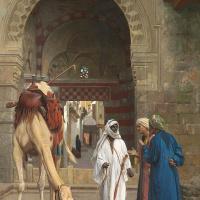 Жан-Леон Жером. Спор арабов