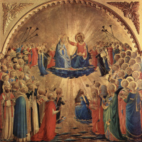 Fra Beato Angelico. The Coronation Of The Virgin Mary