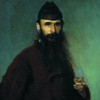 Портрет художника Александра Дмитриевича Литовченко