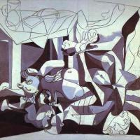 Пабло Пикассо. Морги