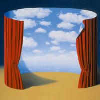 Rene Magritte. Memories of Holy