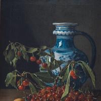 Луис Мелендес. Натюрморт с фруктами и кувшином