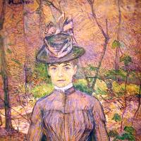 Portrait Of Suzanne Valadon