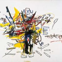 Jean-Michel Basquiat. Ash