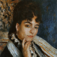 Портрет мадам Доде