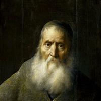 Портрет седого старика (Раввин)