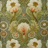 Уильям Моррис. Узор цветов и листьев