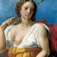 Чезари Джузеппе (Кавалер д'Арпино). Диана - охотница. 1601-1603