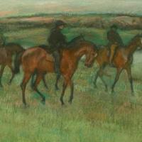 Exercising Racehorses