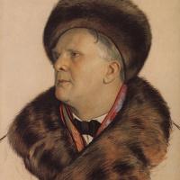 Борис Михайлович Кустодиев. Портрет Ф.И. Шаляпина