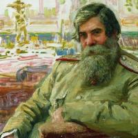 Илья Ефимович Репин. Портрет невропатолога и психиатра В. М. Бехтерева