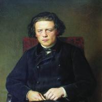 Портрет Антона Григорьевича Рубинштейна