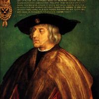 Альбрехт Дюрер. Портрет императора Максимилиана1