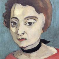 Анри Матисс. Портрет молодой женщины