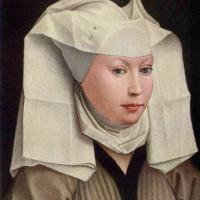 Рогир ван дер Вейден. Женский портрет