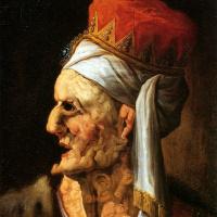 Джузеппе Арчимбольдо. Портрет Ирода
