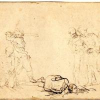 Трое мужчин, приговорённых к обезглавливанию