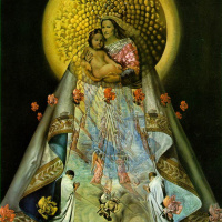 The Virgin Mary Of Guadalupe