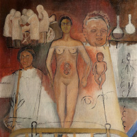 Фрида и кесарево сечение (незавершенная работа)