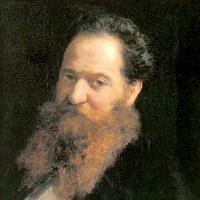 Николай Николаевич Ге. Портрет физиолога доктора Морица Шиффа