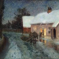 Фриц Таулов. Ночь