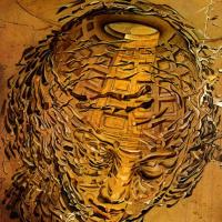 Сальвадор Дали. Взрывающаяся рафаэлевская голова