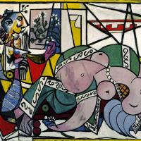 Пабло Пикассо. Мастерская художника