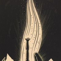 Рокуэлл Кент. Лежащий в пламени