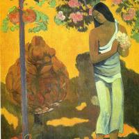 Поль Гоген. Месяц Марии