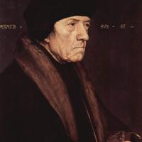 Ганс Гольбейн Младший. Портрет доктора Джона Чамберса, лейбмедика английского короля Генриха VIII