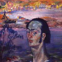 Сальвадор Дали. Автопортрет с рафаэлевской шеей