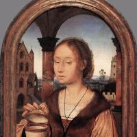 Квентин Массейс. Святая Мария Магдалина