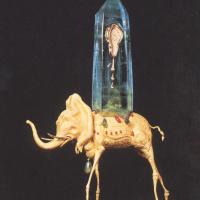 Сальвадор Дали. Космический слон
