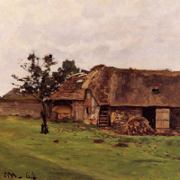 Ферма Сен-Симон близ Онофлёра