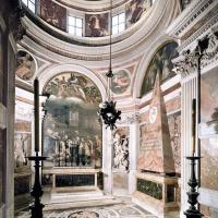 Рафаэль Санти. Часовня Киджи церкви Санта-Мария-дель-Пополо, Рим