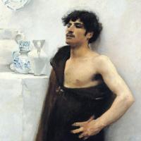 Джон Сингер Сарджент. Молодой человек